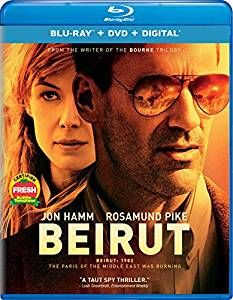 Beirut Digital Copy Download Code MA VUDU iTunes HD HDX