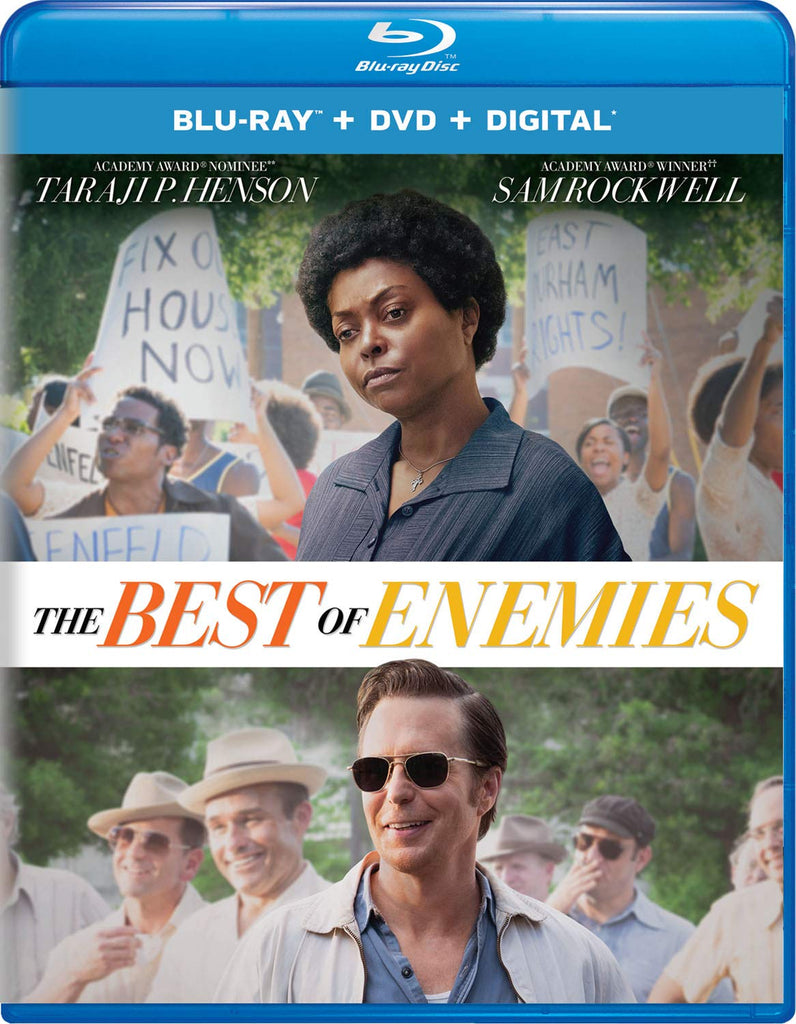 Best of Enemies Digital Copy Download Code iTunes HD