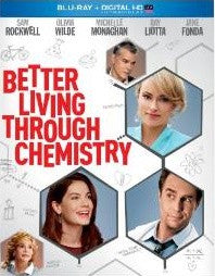 Better Living Through Chemistry Digital Copy Download Code UV Ultra Violet VUDU HD HDX