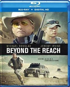 Beyond the Reach Digital Copy Download Code UV Ultra Violet VUDU HD HDX