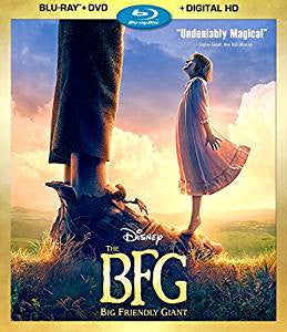 The BFG Digital Copy Download Code Disney Movies Anywhere VUDU iTunes HD HDX