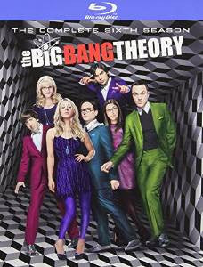 Big Bang Theory Season 6 Digital Copy Download Code UV Ultra Violet VUDU HD HDX