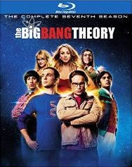 Big Bang Theory Season 7 Digital Copy Download Code UV Ultra Violet VUDU HD HDX