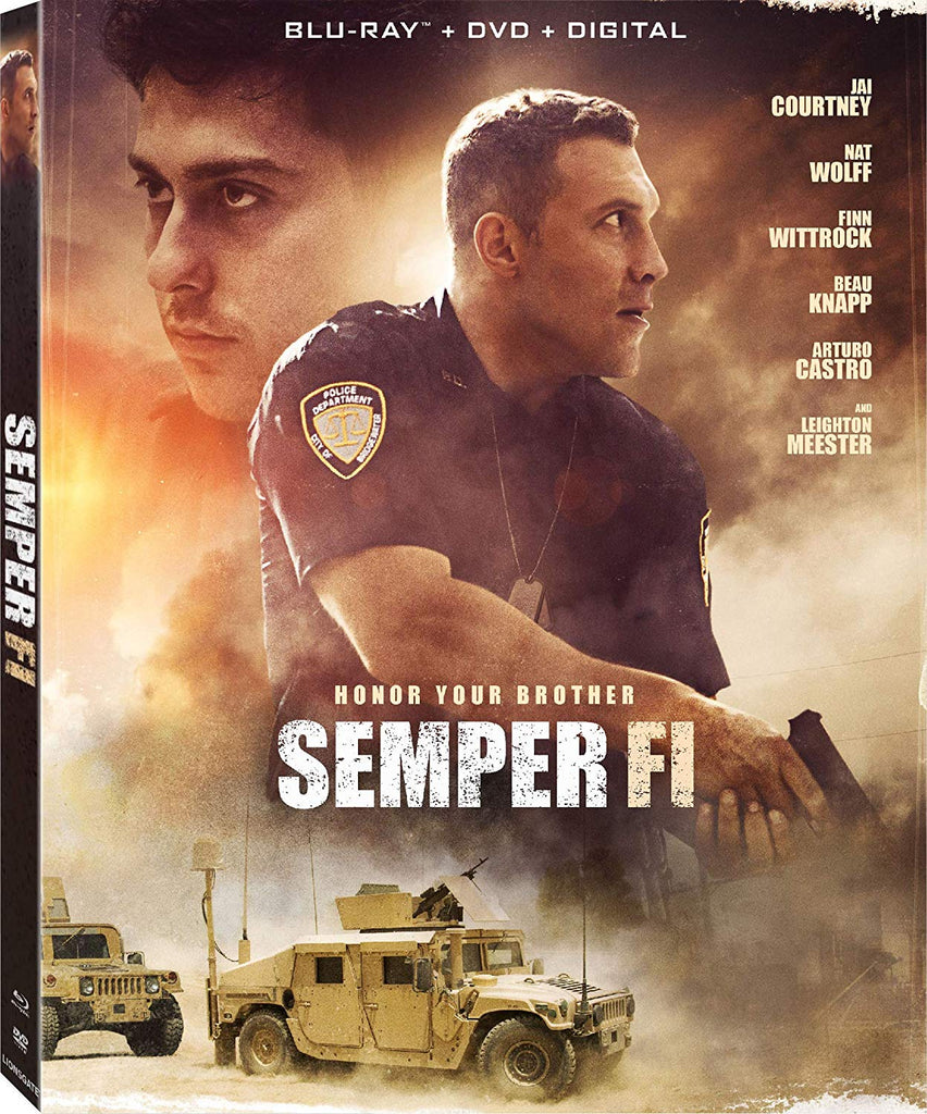 Semper Fi Digital Copy Download Code VUDU HDX