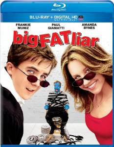 Big Fat Liar Digital Copy Download Code iTunes HD