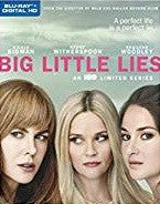Big Little Lies Digital Copy Download Code Ultra Violet UV VUDU HD HDX