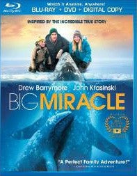 Big Miracle Digital Copy Download Code iTunes HD
