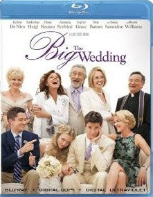 Big Wedding Digital Copy Download Code iTunes HD