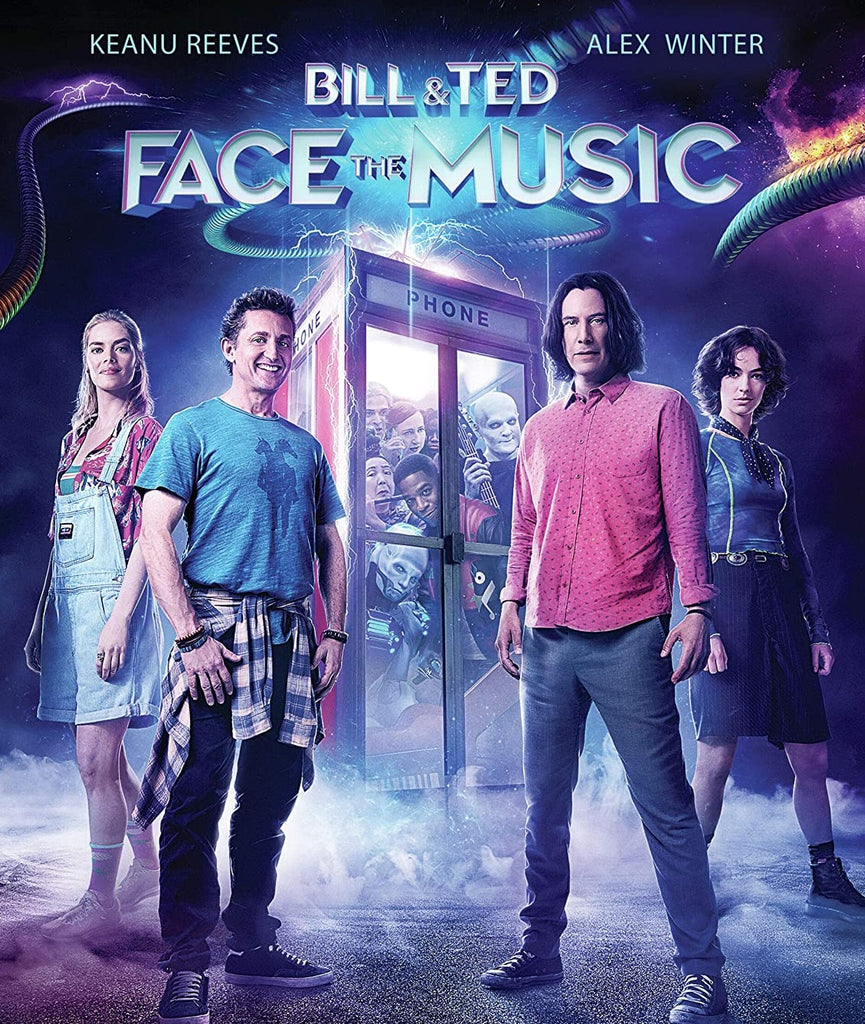 Bill & Ted Face the Music Digital Copy Download Code MA VUDU iTunes SD