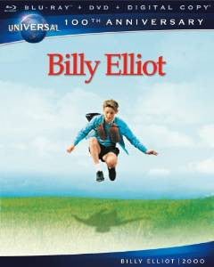 Billy Elliot Digital Copy Download Code UV Ultra Violet VUDU iTunes HD HDX
