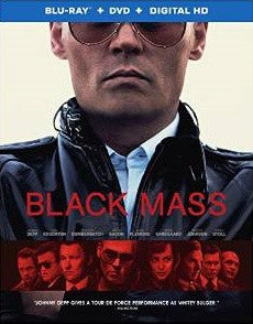 Black Mass Digital Copy Download Code UV Ultra Violet VUDU iTunes HD HDX