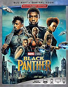 Black Panther Digital Copy Download Code Disney Movies Anywhere VUDU iTunes HD HDX