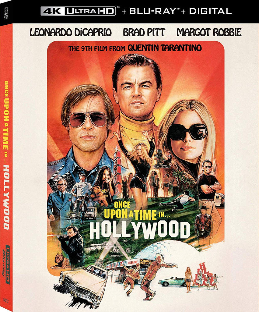 Once Upon a Time in Hollywood Digital Copy Download Code MA VUDU iTunes 4K