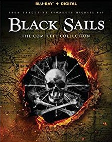Black Sails The Complete Series Digital Copy Download Code VUDU HD HDX
