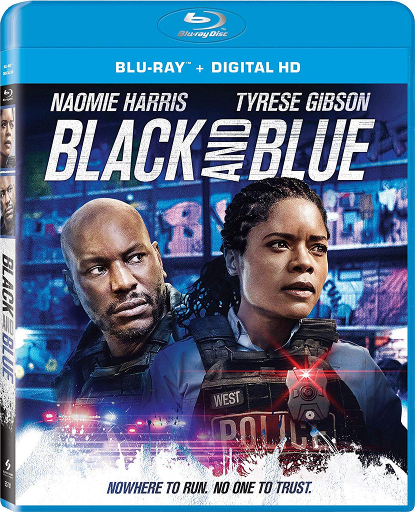 Black and Blue Digital Copy Download Code MA VUDU iTunes HDX