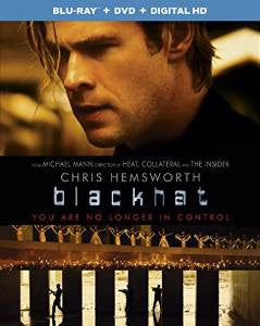 Blackhat Digital Copy Download Code UV Ultra Violet VUDU HD HDX