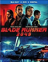 Blade Runner 2049 Digital Copy Download Code Ultra Violet UV VUDU iTunes HD HDX