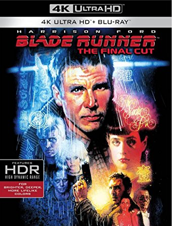 Blade Runner: The Final Cut Digital Copy Download Code 4K
