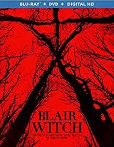 Blair Witch Digital Copy Download Code UV Ultra Violet VUDU HD HDX