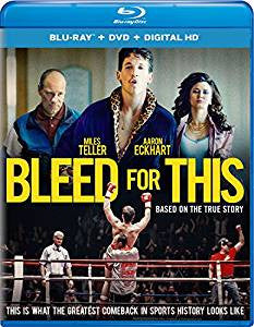 Bleed for This Digital Copy Download Code iTunes HD