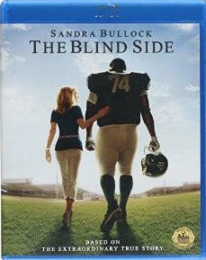 Blind Side Digital Copy Download Code UV Ultra Violet VUDU HD HDX