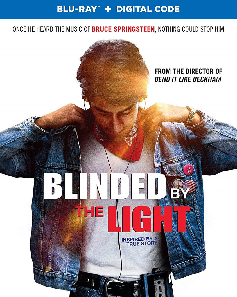 Blinded By the Light Digital Copy Download Code MA VUDU iTunes HD HDX