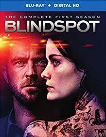 Blindspot Season 1 Digital Copy Download Code UV Ultra Violet VUDU HD HDX