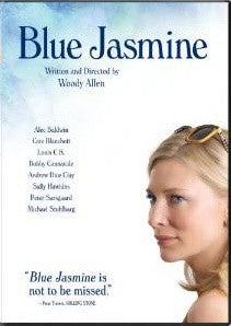 Blue Jasmine Digital Copy Download Code UV Ultra Violet VUDU iTunes SD