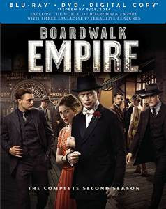 Boardwalk Empire Season 2 Digital Copy Download Code UV Ultra Violet VUDU HD HDX