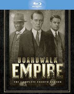 Boardwalk Empire Season 4 Digital Copy Download Code iTunes HD