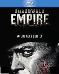 Boardwalk Empire Season 5 Digital Copy Download Code iTunes HD