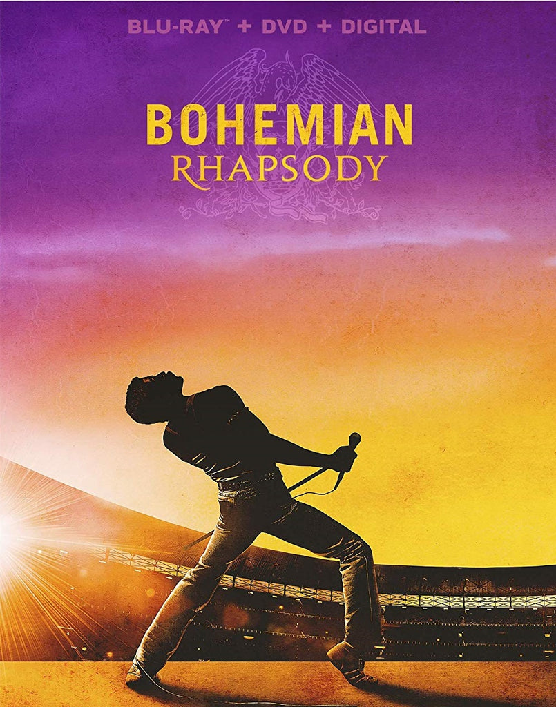 Bohemian Rhapsody Digital Copy Download Code MA Vudu iTunes HD HDX