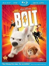 Bolt Digital Copy Download Code Disney Movies Anywhere VUDU iTunes HD HDX