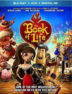 Book of Life Digital Copy Download Code  iTunes HD