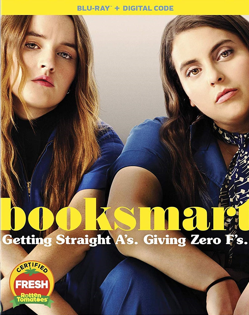 Booksmart Digital Copy Download Code MA Vudu iTunes HD HDX