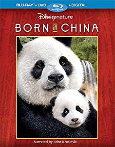 Born in China Digital Copy Download Code Disney Movies Anywhere VUDU iTunes HD HDX