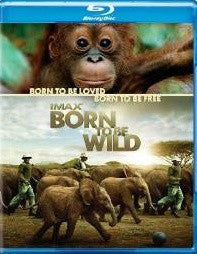 Born to be Wild Digital Copy Download Code UV Ultra Violet VUDU HD HDX