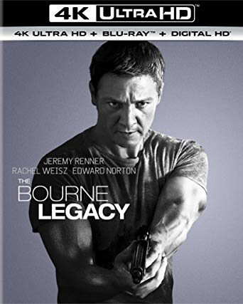 Bourne Legacy Digital Copy Download Code 4K