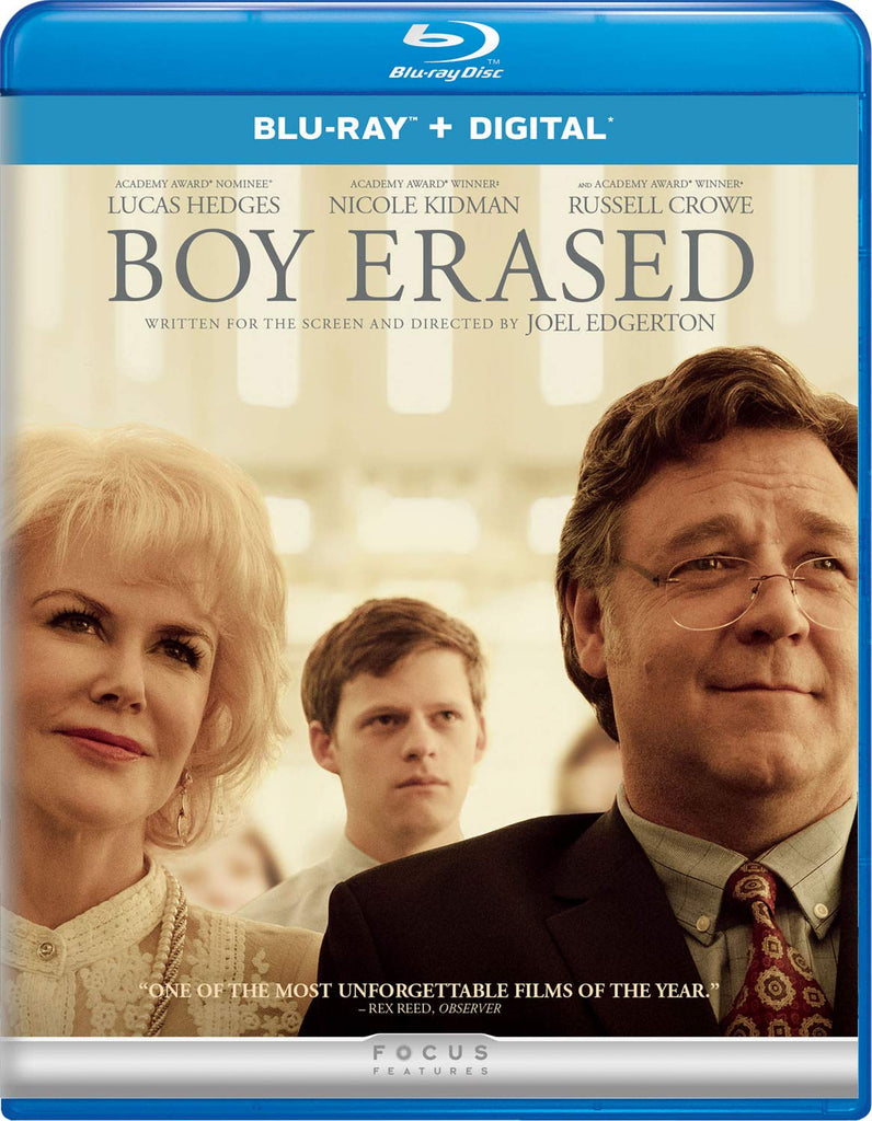 Boy Erased Digital Copy Download Code VUDU HD HDX