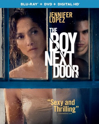 Boy Next Door Digital Copy Download Code iTunes HD
