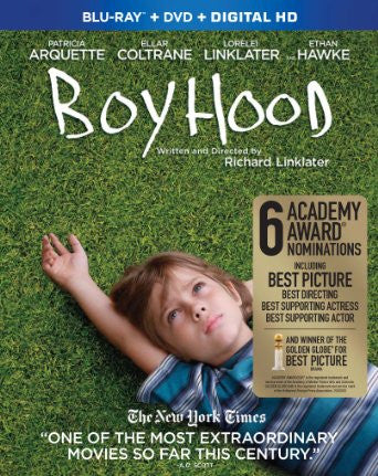 Boyhood Digital Copy Download Code iTunes HD