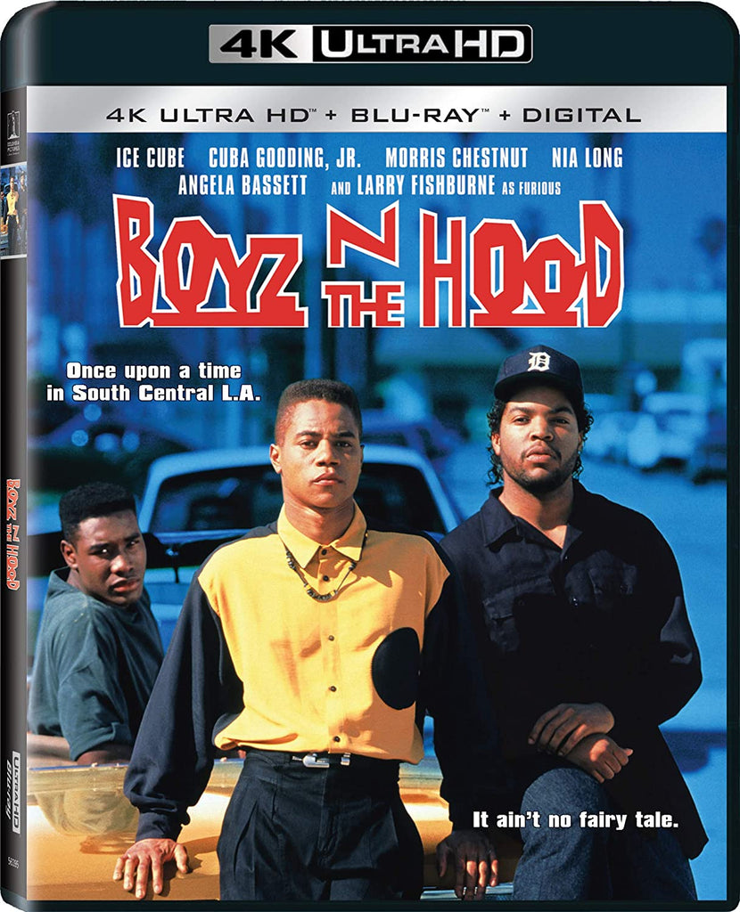 Boyz n the Hood Digital Copy Download Code VUDU 4K