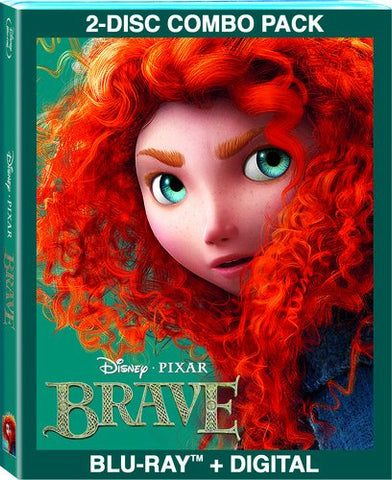 Brave Digital Copy Download Code Disney Google Play HD
