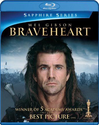 Braveheart Digital Copy Download Code iTunes HD 4K