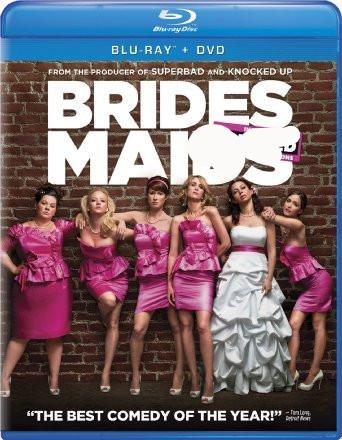 Bridesmaids Digital Copy Download Code iTunes HD