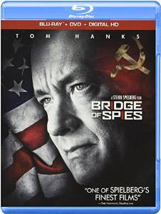 Bridge of Spies Digital Copy Download Code UV Ultra Violet VUDU iTunes HD HDX
