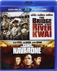 Bridge on the River Kwai/Guns of Navarone Digital Copy Download Code UV Ultra Violet VUDU HD HDX