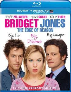 Bridget Jones The Edge of Reason Digital Copy Download Code UV Ultra Violet VUDU HD HDX