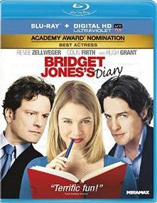 Bridget Jones's Diary Digital Copy Download Code UV Ultra Violet VUDU HD HDX