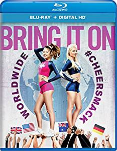 Bring it On Worldwide #Cheersmack Digital Copy Download Code Ultra Violet UV VUDU HD HDX